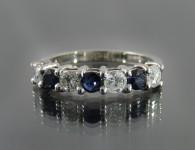 DiamondsAndSapphire-HalfEternity-5